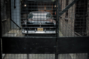 Blog - pictures of an old Cadillac