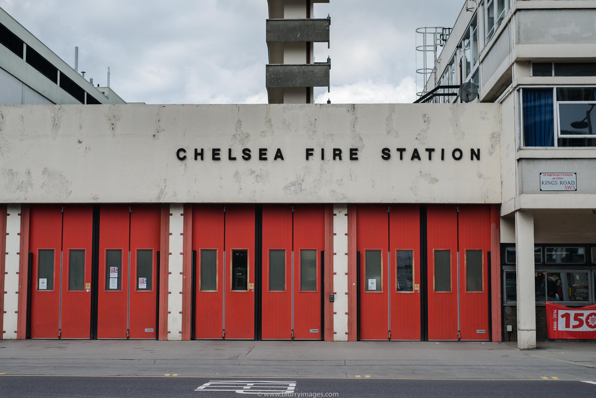 Chelsea | fire station office