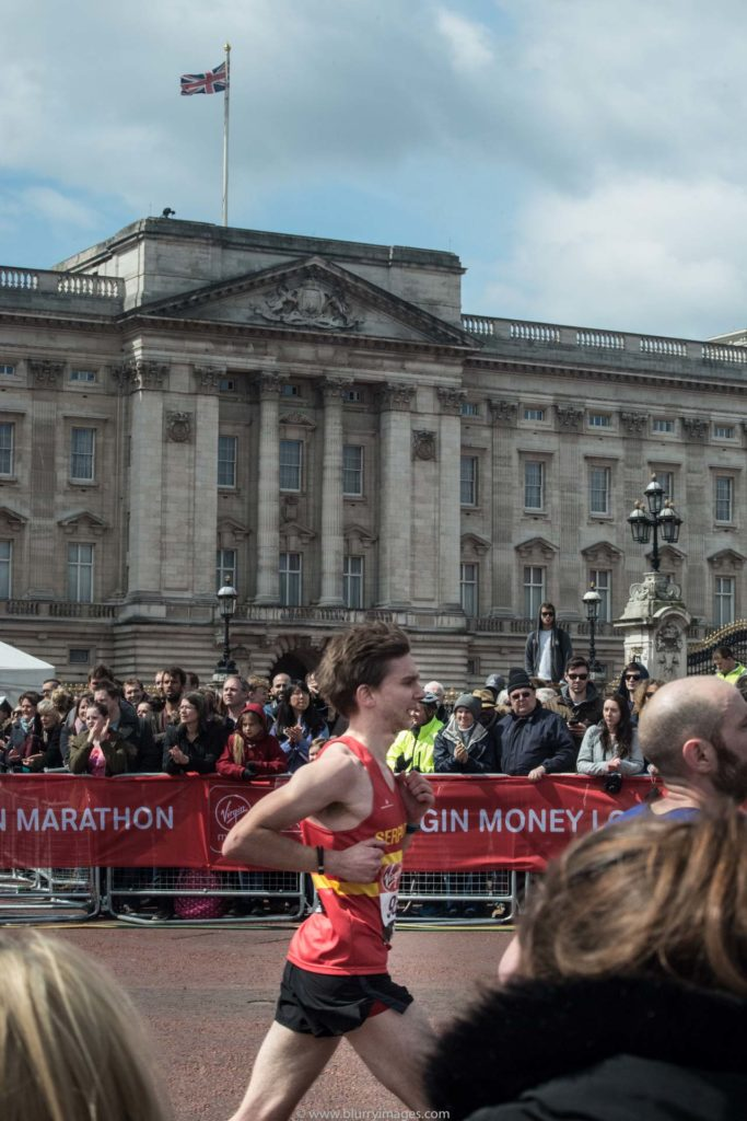 Marathon in London
