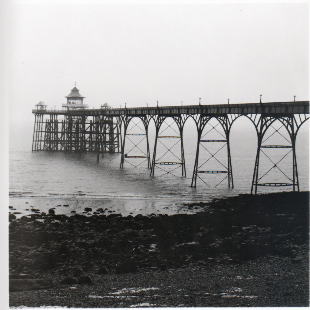 pier in clevedon